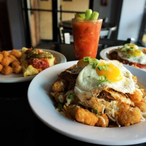 Nick's Bar and Grille in Old City Launches Brunch and Build Your Own Bloody Mary