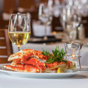 Ocean Prime Gets Exclusive First Catch of Dutch Harbor Red King Crab