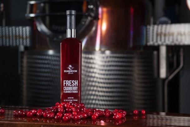 Boardroom Spirits Cranberry Vodka