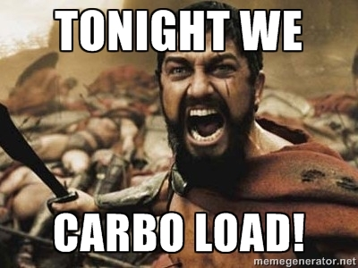 carbo-load