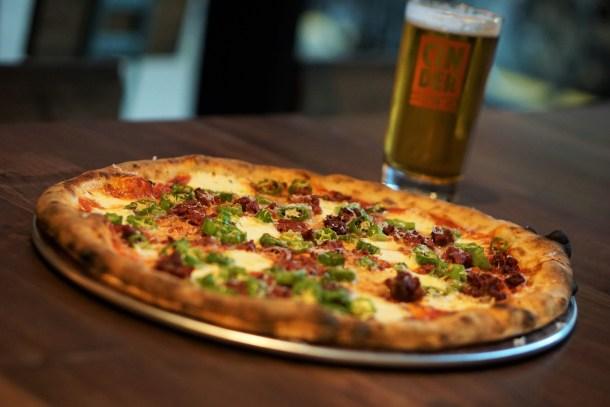 Cinder Pizza