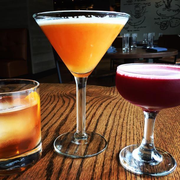 Cocktails at rarest.