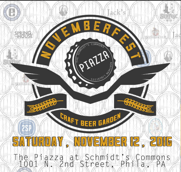 Novemberfest at The Schmidts Commons