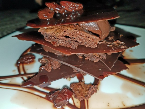 Torta Cioccolata at Panorama Philadelphia