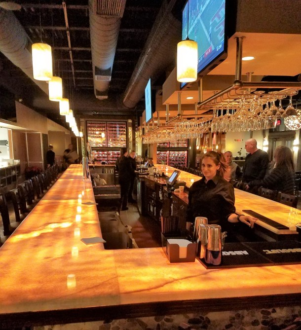 Catelli Duo Moorestown Bar