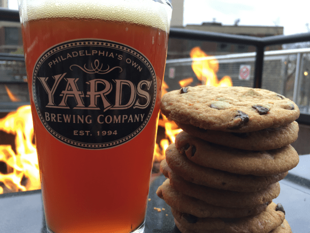 City Tap House Cookie Swap Weizenbock
