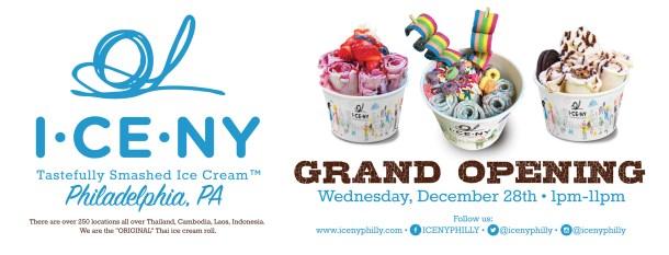 ICE NY Philly Grand Opening