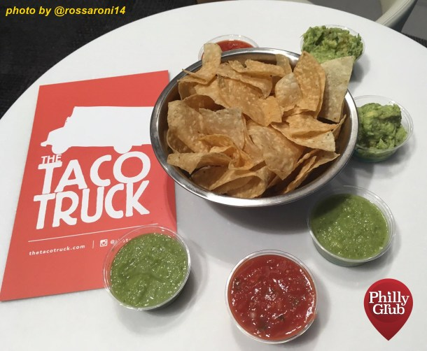 The Taco Truck King of Prussia Chips & Salsa
