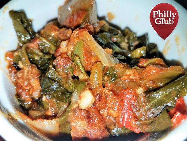 Catahoula Philly Collard Greens