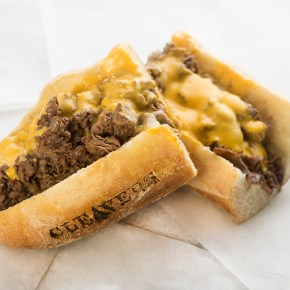 Cleavers Partners with Pennsylvania Cheese Guild on Special 1st Birthday Cheesesteaks
