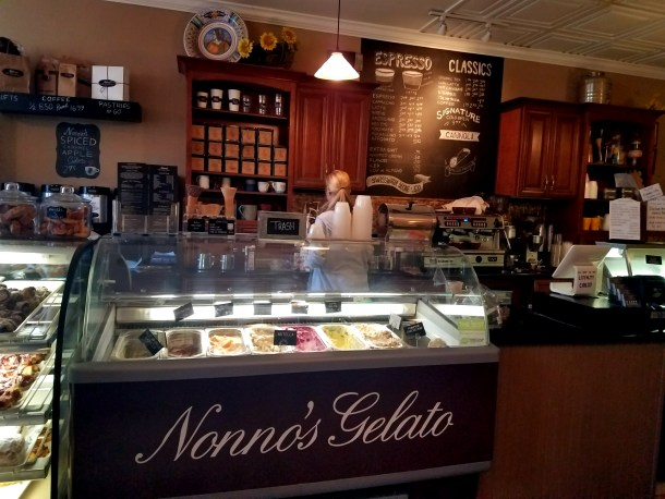 Nonno's Italian Coffee Parlor Doylestown, PA