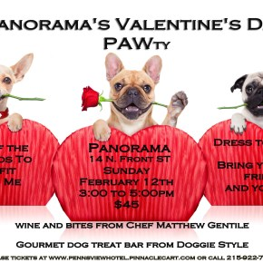 Panorama's Valentine's Day PAWty to Benefit Saved Me Animal Rescue