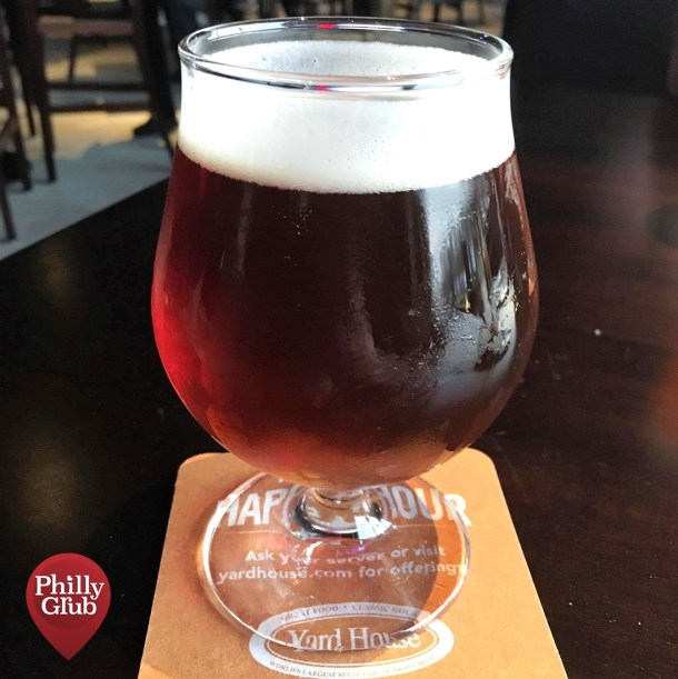 Belgian Tripel at Yard House King of Prussia