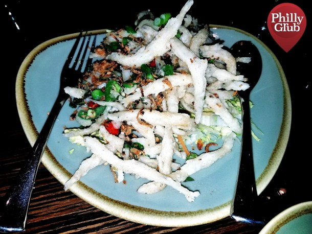 Salt and Pepper Silver Fish at Mian Sugar House Casino