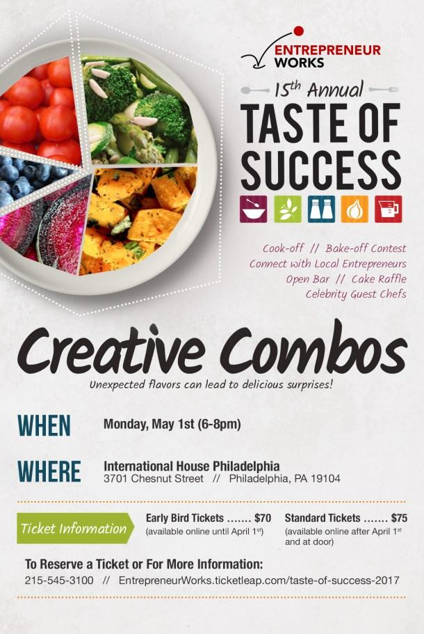 Taste of Success Cookoff 2017