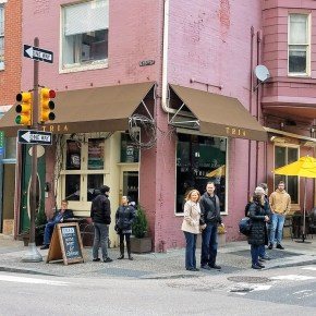 Tria Cafe Thrives in Rittenhouse Square