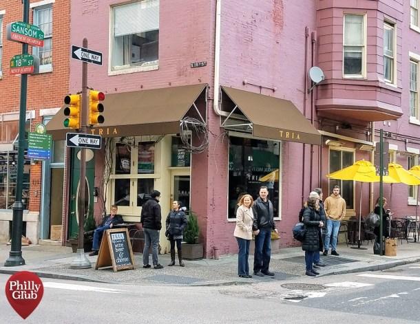 Tria Cafe Philadelphia