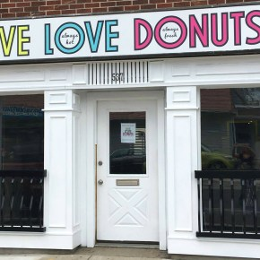 Live Love Donuts Opens in Palmyra NJ