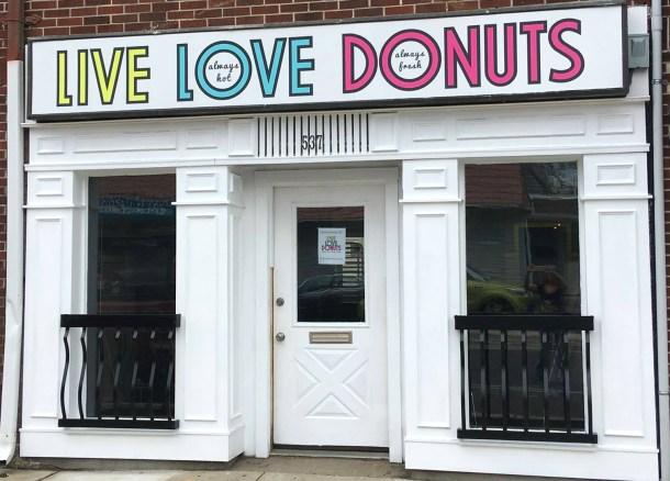 Live Love Donuts Palmyra NJ
