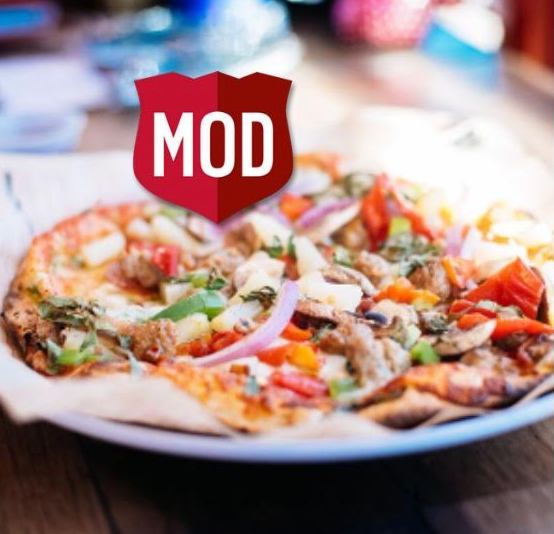 MOD Pizza Teacher Appreciation Day