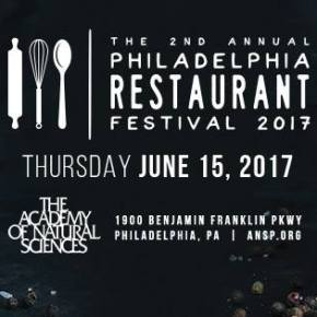 The 2nd Annual Philadelphia Restaurant Festival