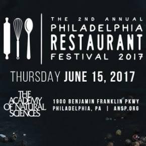 The 2nd Annual Philadelphia Restaurant Festival