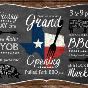 Grand Opening: Pulled Fork BBQ Brings Texas Flavor to Stockton, NJ