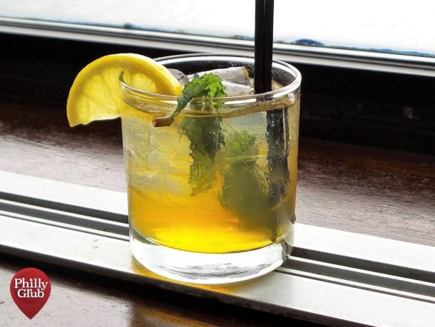 Weekend Warrior Cocktail at Moshulu