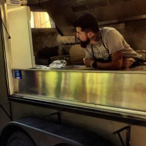 Mobile Food Alert: Happy Hour Food Cart Now Open
