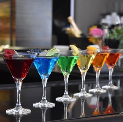 Liberte Lounge Philadelphia Cocktails