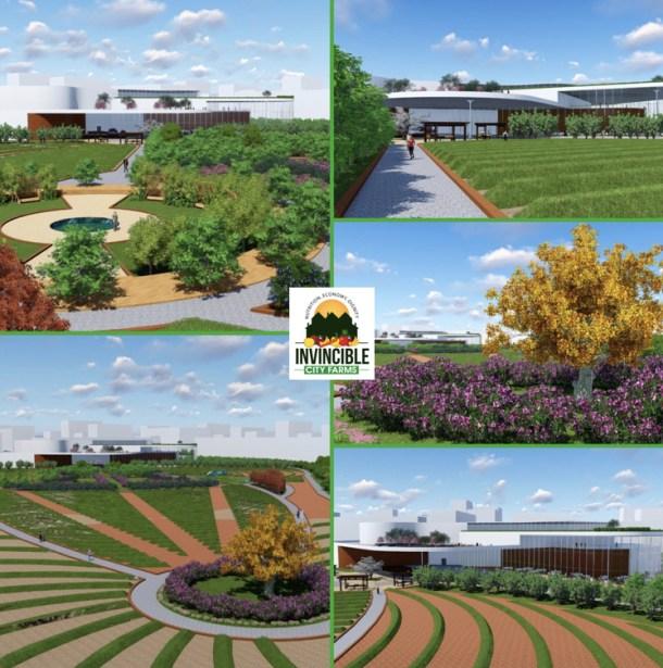Invincible City Farms
