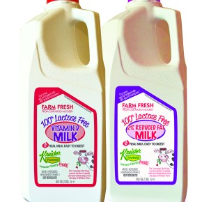 "Lancaster County's Kreider Farms Introduces America's First ""Farm Fresh"" Lactose-Free Milk"