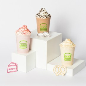 Shake Shack's New Seasonal Shakes