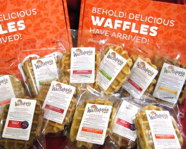 Waffatopia Waffles