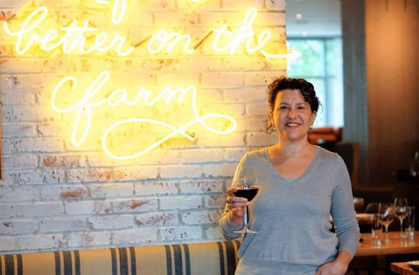 Ann Karlen Fair Food Farmstand