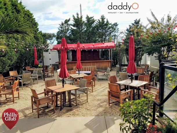 Daddy O Outdoor Rum Bar