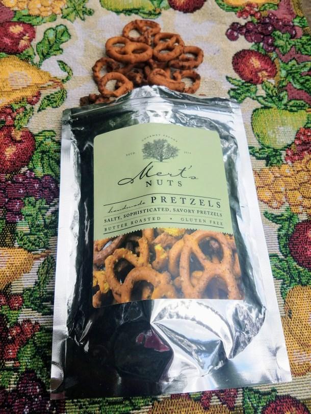Mert's Pretzels