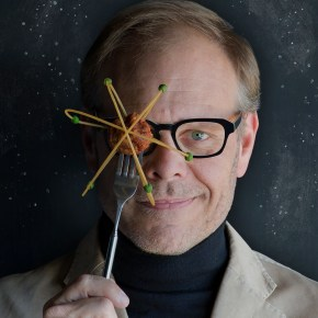 Win Tickets to Alton Brown Live: Eat Your Science Tour at Kimmel Center