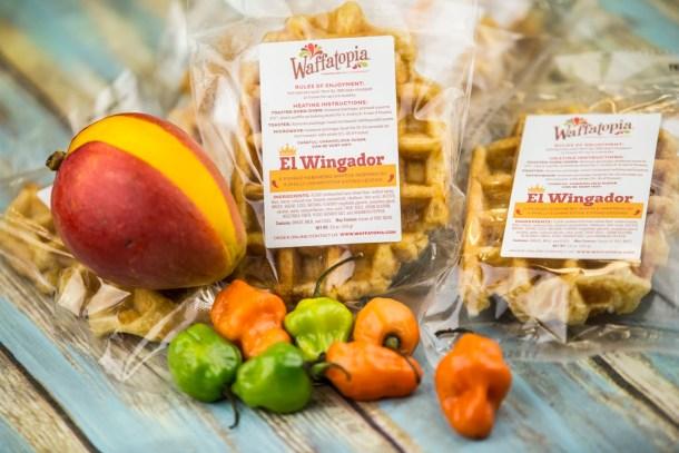 El Wingador Waffatopia Waffle
