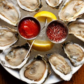 All Local Oysters at Oyster House This Weekend