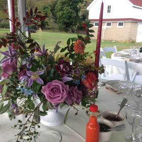 Friday Arts Features Chef Olunloyo & Savoie Organic Farm Dinner Collaboration