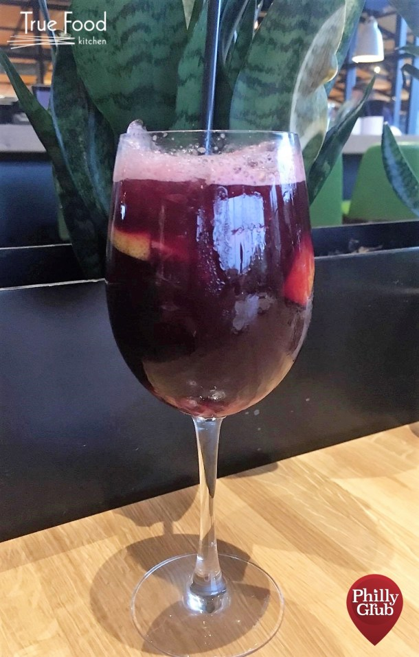 True Food Kitchen King of Prussia Sangria