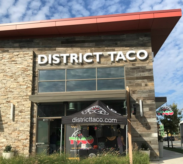 District Taco- King of Prussia