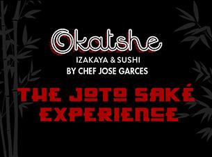 Okatshe Joto Sake Dinner