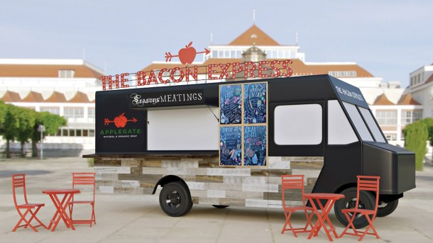 The Bacon Express by Applegate