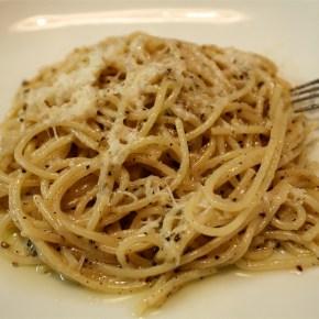 Grubspotting: Cotoletta's Cacio e Pepe