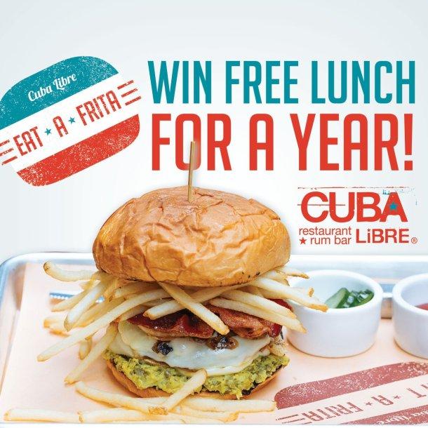 Cuba Libre Philadelphia Free Lunch