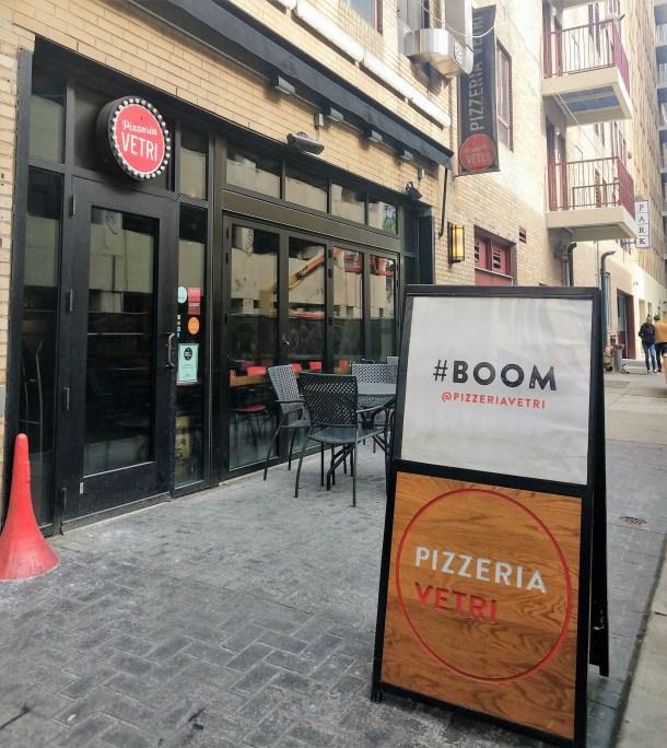 Pizzeria Vetri Rittenhouse Square