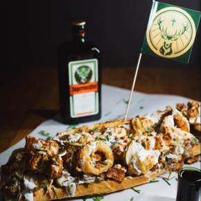 Grubspotting: The JägerMonster at Stockyard