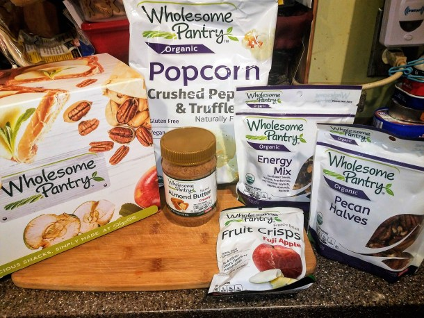 Wholesome Pantry products